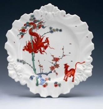Chelsea porcelain Kakiemon design